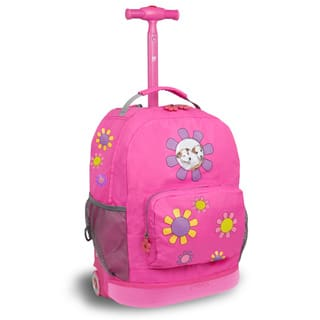 J World 'Daisy' 16-inch Kid's Rolling Backpack https://ak1.ostkcdn.com/images/products/5996396/J-World-Daisy-16-inch-Kids-Rolling-Backpack-P13684394.jpg?impolicy=medium
