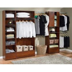 Black & Decker Single Hang Closet Tower WIth Drawer