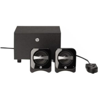 HP 2.1 Speaker System - 12 W RMS