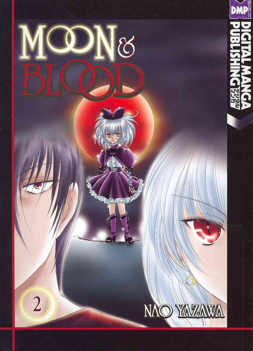 Moon & Blood 2 (Paperback)