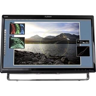 "Planar PXL2430MW 24"" LCD Touchscreen Monitor - 16:9 - 5 ms"