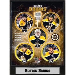 Encore Select 2011 Boston Bruins Plaque ( 9x12)