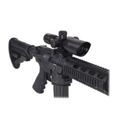 Firefield 2.5-10x40 Red Laser Rifles Scope - Thumbnail 2