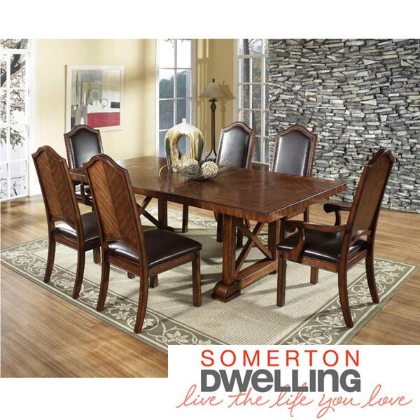 Somerton Dwelling Barrington Trestle Table