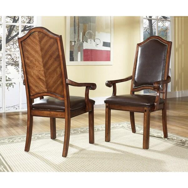 Somerton Dwelling Barrington Arm Chairs (Set of 2)