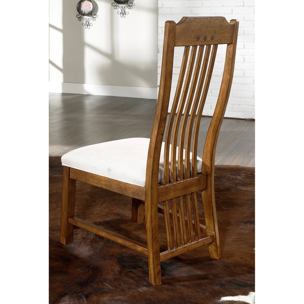 Somerton Dwelling Craftsman Dining Chairs (Set of 2)