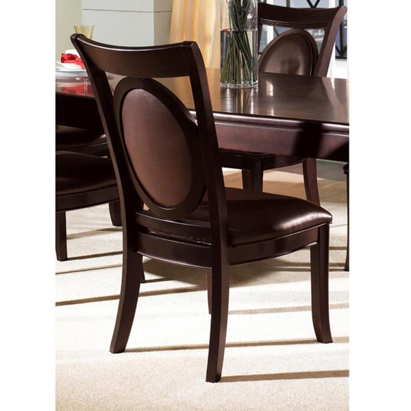 Somerton Dwelling Signature Bi-cast Dining Chairs (Set of 2)