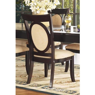 Somerton Dwelling Signature Upholstered Dining Chairs (Set of 2)