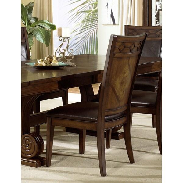 Somerton Dwelling Villa Madrid Dining Chairs (Set of 2)