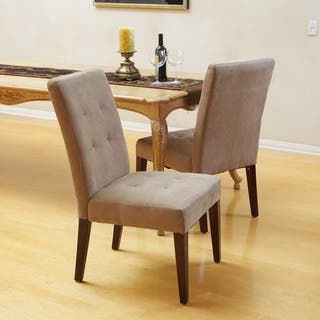 Cambridge Tufted Light Brown Linen Dining Chair (Set of 2) by Christopher Knight Home|https://ak1.ostkcdn.com/images/products/5998453/P13685899.jpg?impolicy=medium