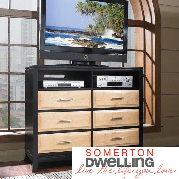 Somerton Dwelling Home Furnishings Insignia Media Chest