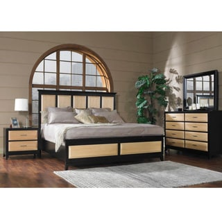 Somerton Dwelling Insignia Queen Panel Bed