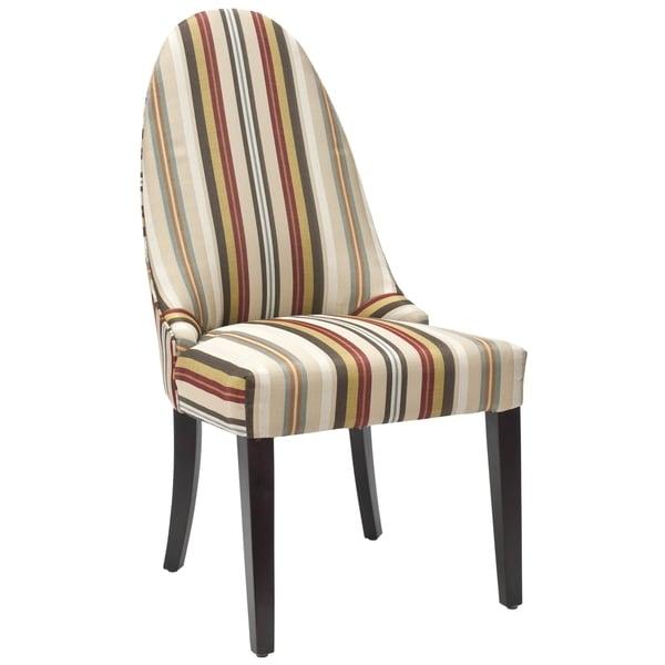 Safavieh En Vogue Dining Regal Striped Dining Chair