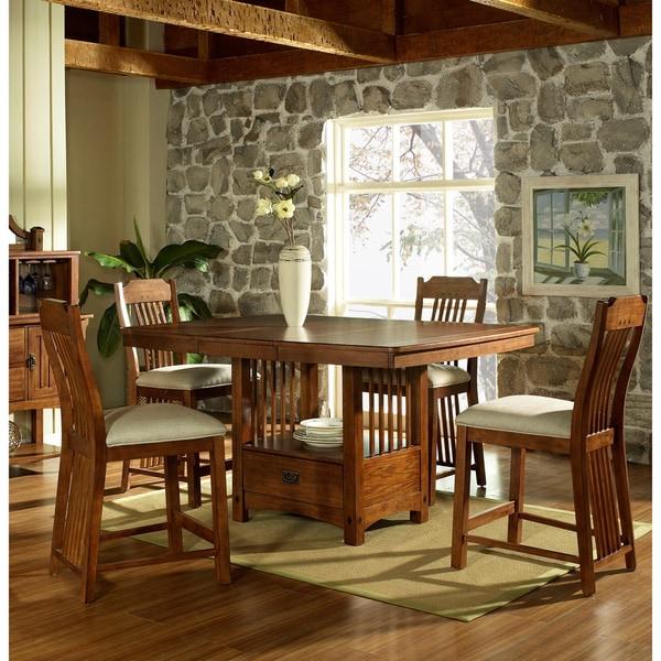 Shop Somerton Dwelling Craftsman Counter Height Table