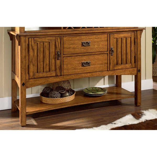 Somerton Dwelling Craftsman Dining Server