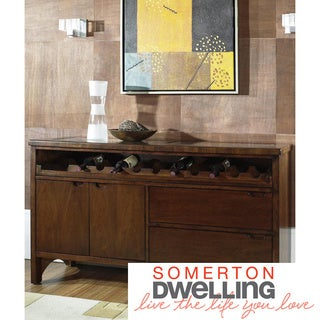 Shop Somerton Dwelling Manhattan Dining Server Free