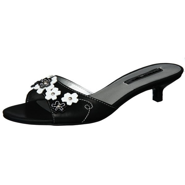 Bandolino Women's 'Jonika' Kitten Heel Slide - Free Shipping On ...