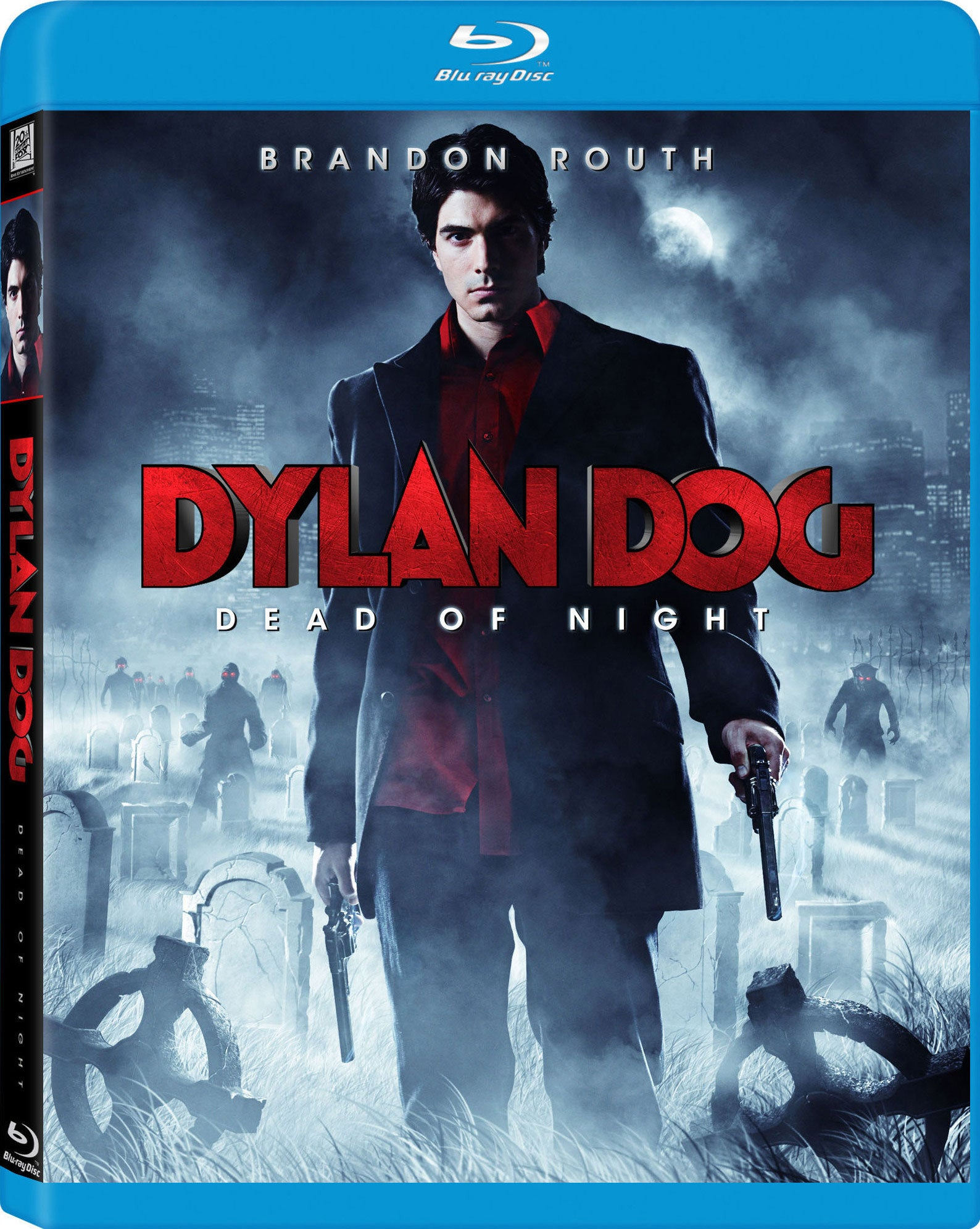 Dylan Dog: Dead of Night (Blu-ray Disc)
