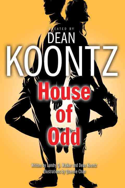 House of Odd (Paperback) - Thumbnail 0