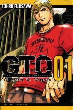 Gto 14 Days in Shonan 1 (Paperback)