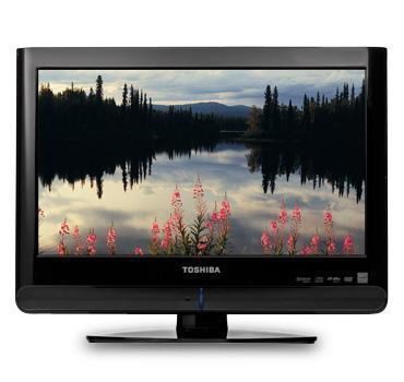 Toshiba 15LV505 15-inch LCD HDTV/ DVD Combo