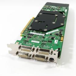 PNY Quadro FX 4700 X2 Graphics Card - Thumbnail 1
