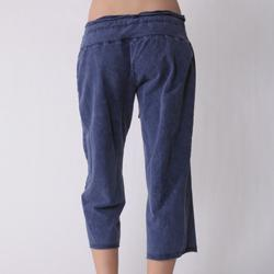 California Bloom Women's French Terry Cropped Pants
