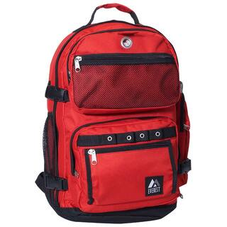 Everest 20-inch Lightweight Oversized Deluxe Polyester Backpack|https://ak1.ostkcdn.com/images/products/6000126/P13687189.jpg?impolicy=medium