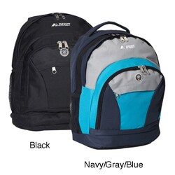 Everest 17-inch Deluxe Compartment Backpack