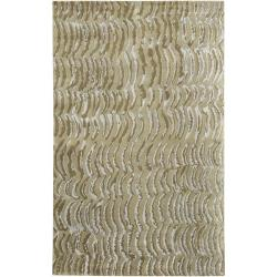 Julie Cohn Hand-knotted Clermont Abstract Design Wool Rug (9' x 13')