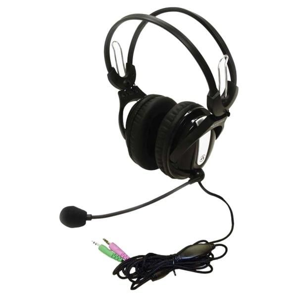 Andrea Hi-Fidelity Stereo PC Headset