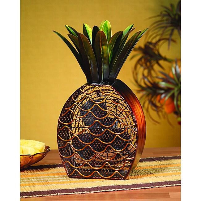 Deco Breeze DBF0375 Pineapple Figurine Fan