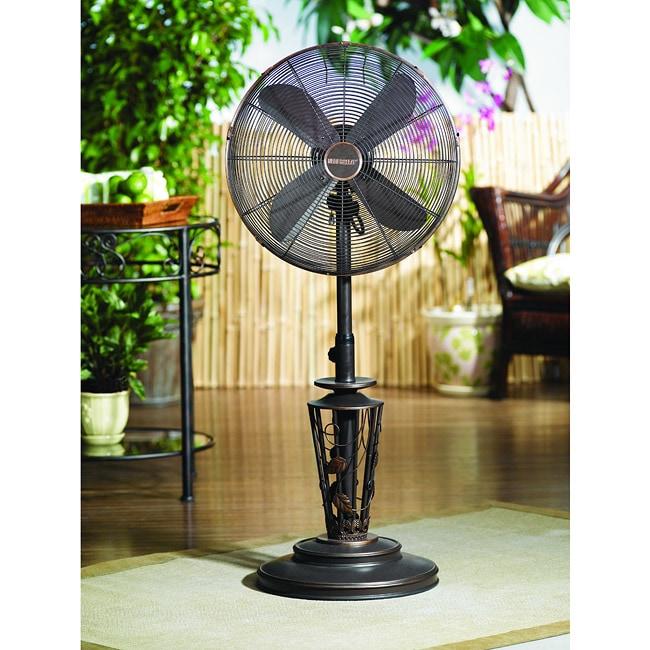 Deco Breeze DBF0623 Vines 38-50-inch Outdoor Fan