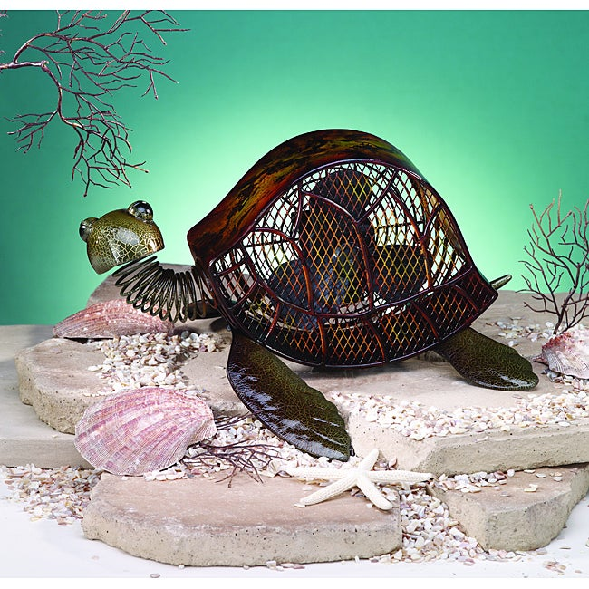 Shop Deco Breeze Dbf0378 Sea Turtle Figurine Fan Free