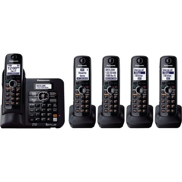 Panasonic KX-TG6645B DECT Cordless Phone