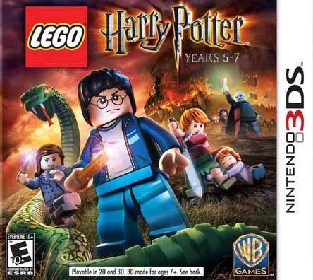 Nintendo 3DS - LEGO Harry Potter: Years 5-7