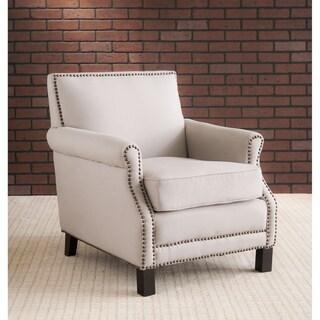 Safavieh Mansfield Beige Club Chair