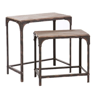 angelo:HOME Bowery Nesting Table Set