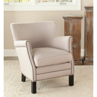 Safavieh Noble Beige Club Chair
