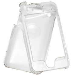INSTEN Clear Crystal Phone Case Cover for Apple iPhone 3G/ 3GS - Thumbnail 1