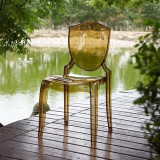 Canali Amber Sleek Modern Accent Chair