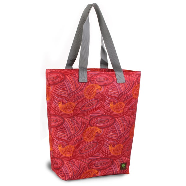 J World 'Leslie' Paisley Tote Bag