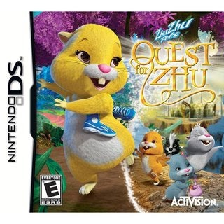 Nintendo DS - Zhu Zhu Pets: Quest for Zhu