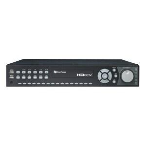 EverFocus Hybrid EDR-HD-2H14/4 1 Disc(s) 16 Channel Professional Vide