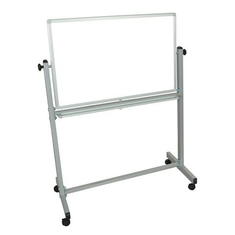 Luxor MB3624WW Reversible Magnetic Whiteboard/ Whiteboard