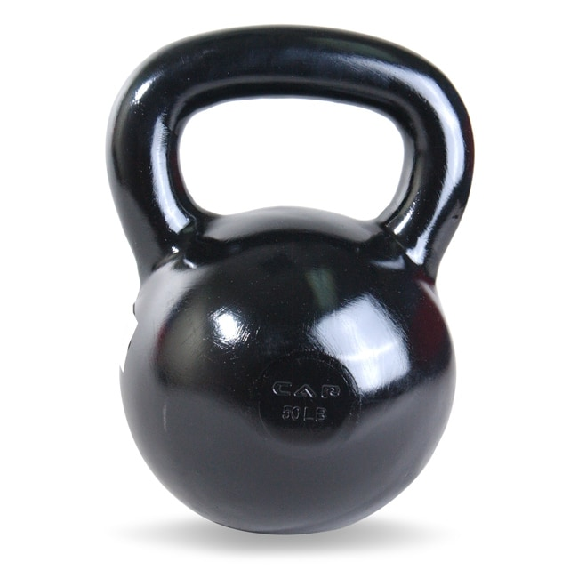 CAP Barbell 50 lb Kettlebell