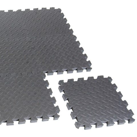 CAP Barbell Anti-microbial Puzzle Mats (Pack of 12)