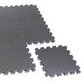 CAP Barbell Grey Foam Antimicrobial Puzzle Mats (Pack of 12)