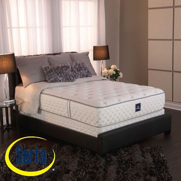 Serta Perfect Sleeper Ultra Modern Firm Twin-size Mattress and Box Spring Set
