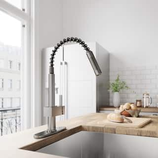 Pull Down Kitchen Faucets For Less Overstock